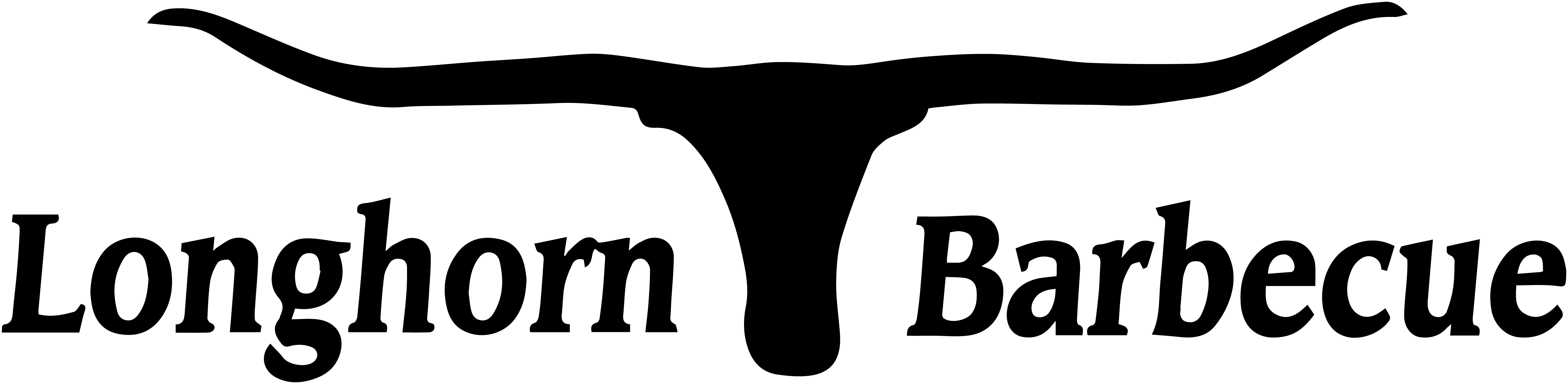 Longhorn BBQ Logo