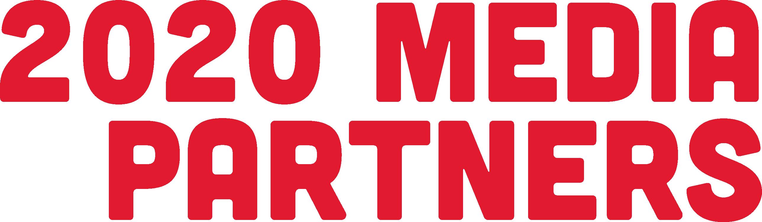 Media Partners text